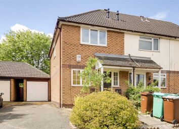 Thumbnail 2 bed semi-detached house for sale in Browns Croft, Basford, Nottinghamshire