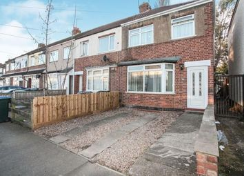 Thumbnail 3 bedroom end terrace house for sale in Glaisdale Avenue, Holbrooks, Coventry, West Midlands