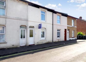 Thumbnail 2 bed terraced house for sale in Leesland Road, Gosport