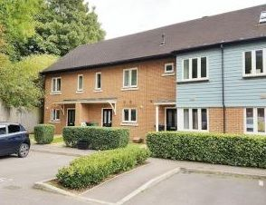 Thumbnail 2 bed terraced house to rent in Reeds Meadow, Watercolour, Redhill, Surrey