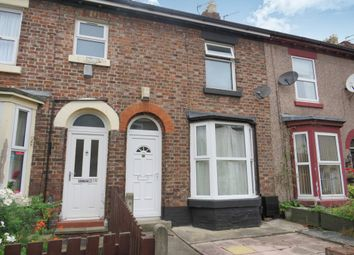 Thumbnail 2 bed terraced house for sale in Kingsdown Street, Tranmere, Birkenhead
