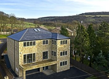 Thumbnail 6 bed detached house for sale in Northgate, Honley, Holmfirth, West Yorkshire