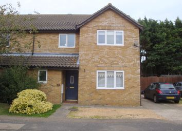 Thumbnail 3 bed semi-detached house for sale in Foxwood South, Soham, Ely