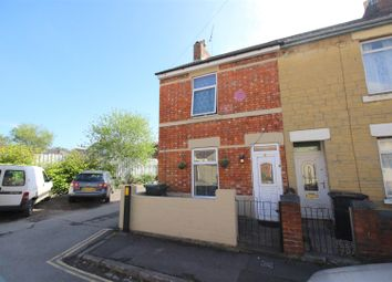Thumbnail 2 bedroom end terrace house for sale in Handel Street, Gorse Hill, Swindon