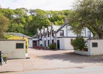 Thumbnail Hotel/guest house for sale in Gun Lodge Hotel, High Street, Ardersier, Inverness