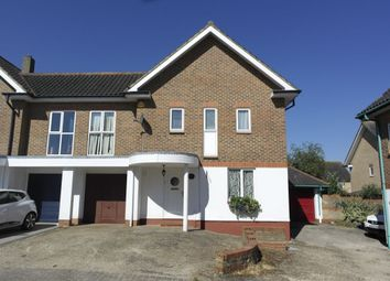 Thumbnail 4 bed semi-detached house for sale in Inchbonnie Road, South Woodham Ferrers, Chelmsford