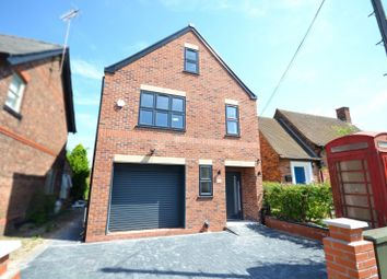 Thumbnail 4 bed detached house for sale in Knutsford Road, Chelford, Macclesfield