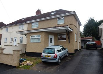 Thumbnail 3 bed semi-detached house for sale in Springleaze, Knowle Park, Bristol