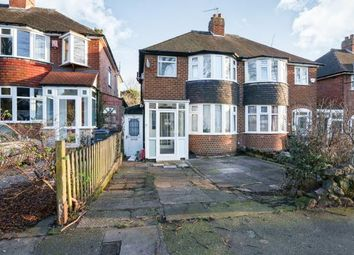 Thumbnail 3 bedroom semi-detached house for sale in Saxondale Road, Yardley, Birmingham, Saxondale Road