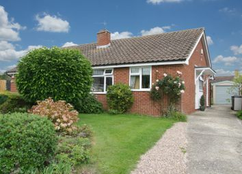 Thumbnail 2 bed bungalow for sale in Sun Crescent, Oakley, Aylesbury