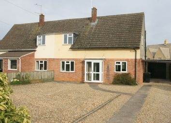 Thumbnail 3 bed semi-detached house to rent in Waverley Place, Stamford
