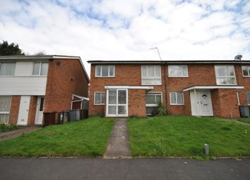 Thumbnail 2 bed maisonette to rent in Rowood Drive, Solihull