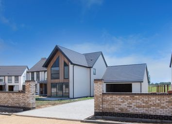 Thumbnail 5 bedroom detached house for sale in Boundary Lane, Hampton Vale, Peterborough