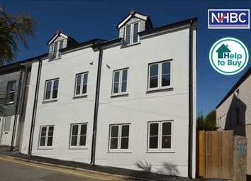 Thumbnail 3 bedroom flat for sale in New Windsor Terrace, Falmouth