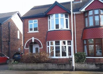 Thumbnail 3 bed semi-detached house to rent in Brant Road, Scunthorpe