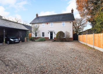 Thumbnail 4 bed detached house for sale in Main Road, Mundon, Maldon