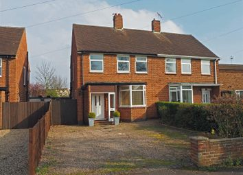 Thumbnail 3 bed semi-detached house for sale in Hawton Road, Newark