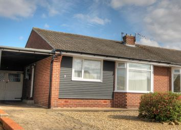 Thumbnail 2 bed bungalow for sale in Coldside Gardens, Chapel House, Newcastle Upon Tyne