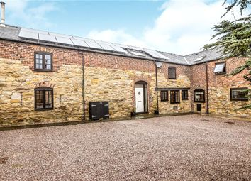 Thumbnail 5 bed barn conversion for sale in Swn Dwr, Connah's Quay Road, Northop