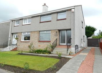 Thumbnail 3 bed semi-detached house for sale in Avon Avenue, Carluke