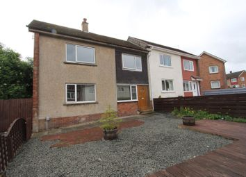 Thumbnail 2 bed semi-detached house for sale in Oliphant Oval, Paisley