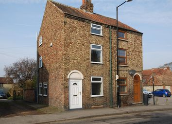 Thumbnail 3 bed semi-detached house to rent in Wold Street, Norton, Malton