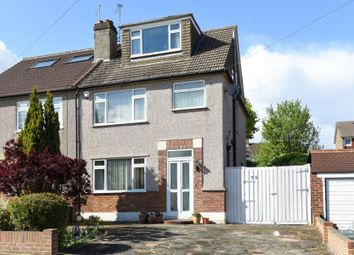 Thumbnail 5 bed semi-detached house for sale in Heath Rise, Bromley