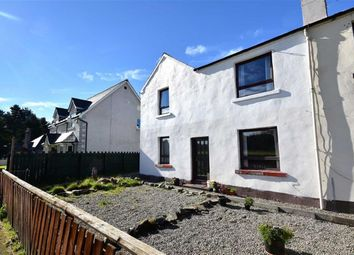 Thumbnail 2 bed flat for sale in Castle Road East, Grantown-On-Spey