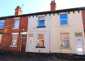 Thumbnail 2 bed terraced house for sale in Rydal Grove, Old Basford, Nottingham