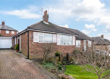 Thumbnail 2 bed semi-detached bungalow for sale in Knox Way, Harrogate, North Yorkshire