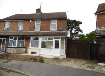 Thumbnail 1 bed duplex to rent in Hermitage Road, Parkstone, Poole