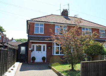 Thumbnail 3 bed semi-detached house for sale in Cromer, Norfolk