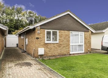 Thumbnail 2 bed detached bungalow for sale in Popplechurch Drive, Swindon