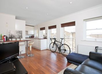 Thumbnail 1 bed flat to rent in Hillgate Place, Balham