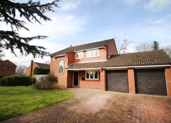 Thumbnail 5 bed detached house for sale in Burberry Grove, Balsall Common, Coventry
