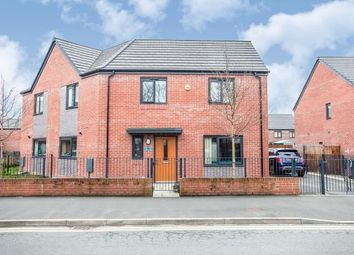 Thumbnail 3 bed semi-detached house for sale in Wenlock Way, Manchester, Greater Manchester, Uk