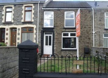 Thumbnail 3 bed terraced house to rent in Bute Street, Treherbert, Rhondda Cynon Taff