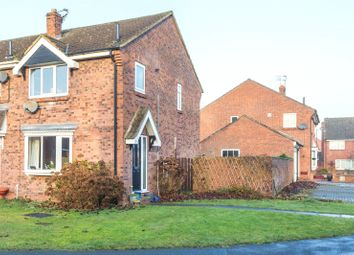 Thumbnail 3 bed semi-detached house to rent in Fernlea Close, Selby