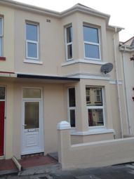 Thumbnail 4 bed town house to rent in Welbeck Avenue, Near The Uni Gym, Plymouth