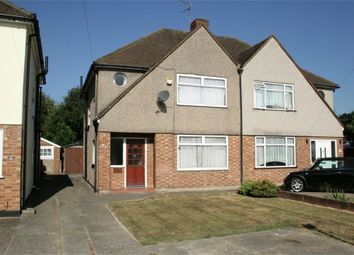 Thumbnail 3 bed semi-detached house for sale in Ickenham, Uxbridge, Middlesex