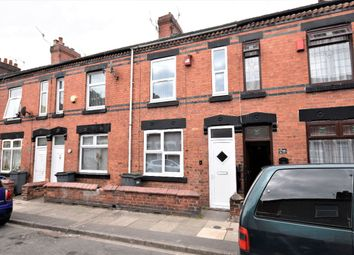 Thumbnail 4 bedroom terraced house to rent in Birks Street, Stoke-On-Trent, Staffordshire