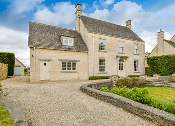 Thumbnail 4 bed detached house to rent in The Street, Shipton Moyne, Tetbury