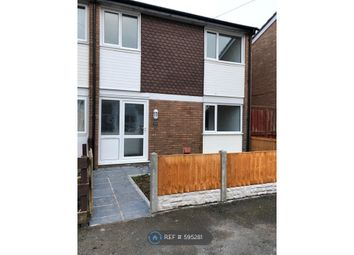 Thumbnail 3 bed semi-detached house to rent in Morfa View, Rhyl