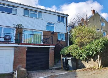 Thumbnail 3 bed semi-detached house for sale in Glanheulog, Brynmawr, Ebbw Vale