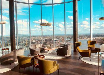 Thumbnail Studio to rent in Charrington Tower, Canary Wharf, London, United Kingdom