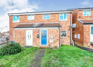 Thumbnail 3 bed semi-detached house for sale in Aspen Gardens, Poole
