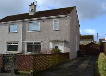 Thumbnail 3 bed semi-detached house for sale in 35 Millglen Road, Ardrossan
