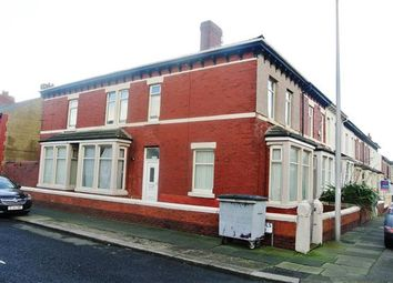 Thumbnail 4 bed flat for sale in St. Pauls Road, Blackpool