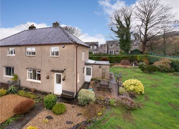Thumbnail 3 bed semi-detached house for sale in Northfields Crescent, Settle, North Yorkshire
