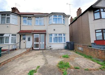 Thumbnail 3 bed end terrace house to rent in Bridgewater Road, Wembley, Middlesex